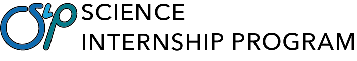 Science Internship Program Logo