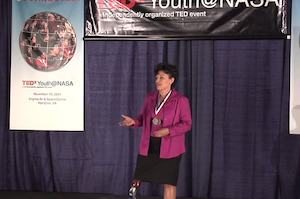 How to be a Superstar: TEDx Youth Talk (speaker: Bonnie St. John)
